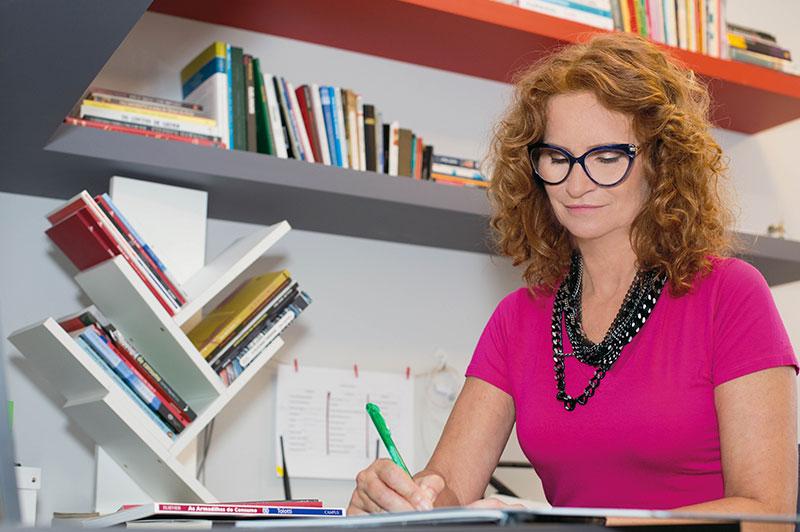 Márcia Tolotti in Company